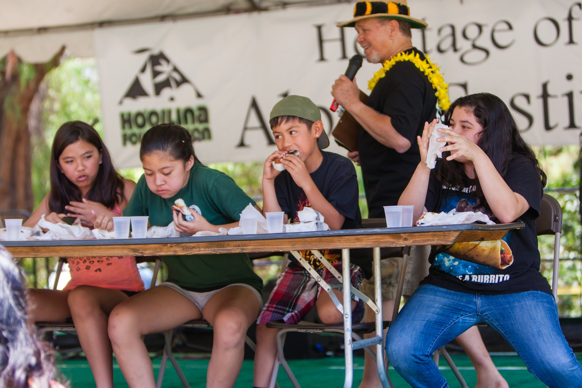 2014 Spam Musubi Contest